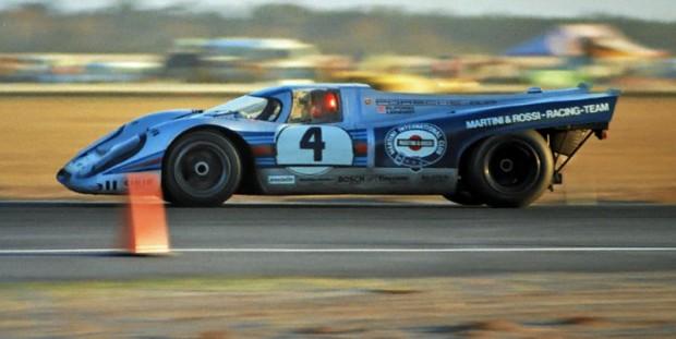 Vic Elford/Gijs van Lennep Porsche 917K