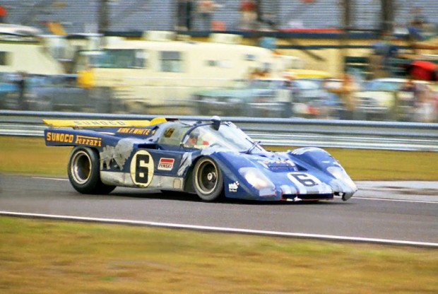 Mark Donohue / David Hobbs Ferrari 512M