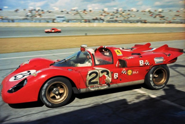 Ronnie Bucknum - NART Ferrari 512S