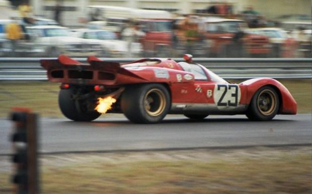 Ferrari 512S of Adamowicz/Bucknum