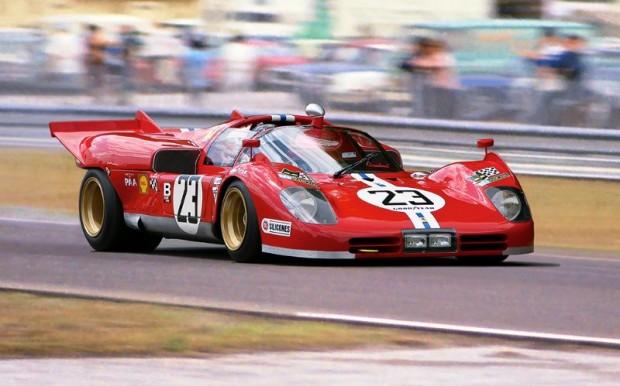 Adamowicz/Bucknum NART Ferrari 512S