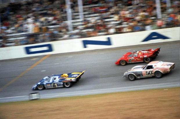 Donohue/Hobbs Penske Ferrari 512M