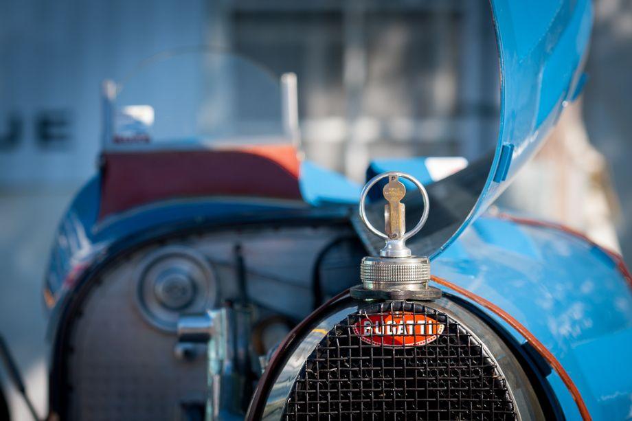 Denis Bigioni's 1927 Bugatti Type 35B. HMSA Sommet des Legendes 2013 HMSA Sommet des Legendes 2013 (Taken at 1/400 sec.@ f/4.0 - ISO 100) © 2013 Victor Varela
