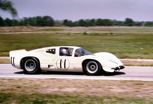 Chaparral 2D, Sebring 1966