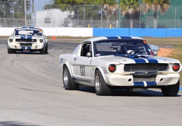 1965 Shelby GT350 at Legends of Motorsports Sebring