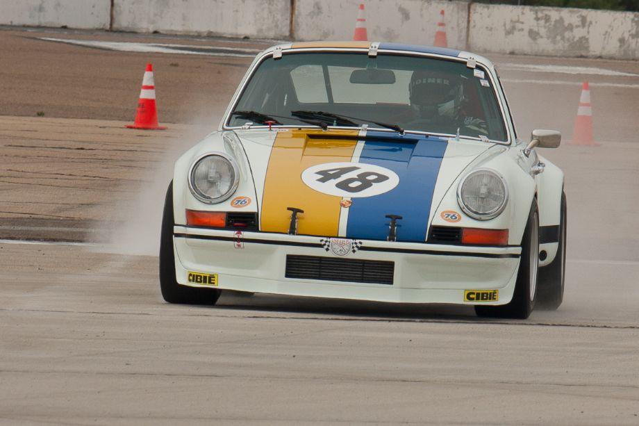 Erich Joiner's 1972 Porsche RSR. 2013 Coronado Speed Festival (Taken at 1/500 sec.@ f/10.0 - 200 ISO) © 2013 Victor Varela