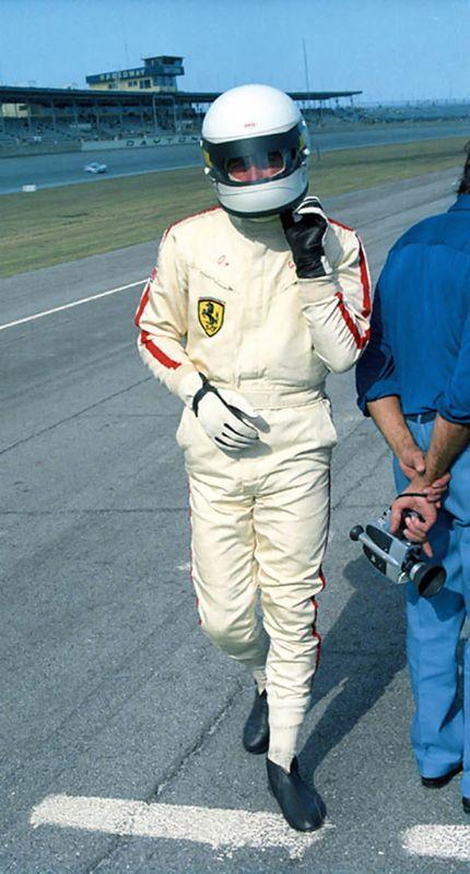 Gianpiero Moretti at the 1970 24 Hours of Daytona