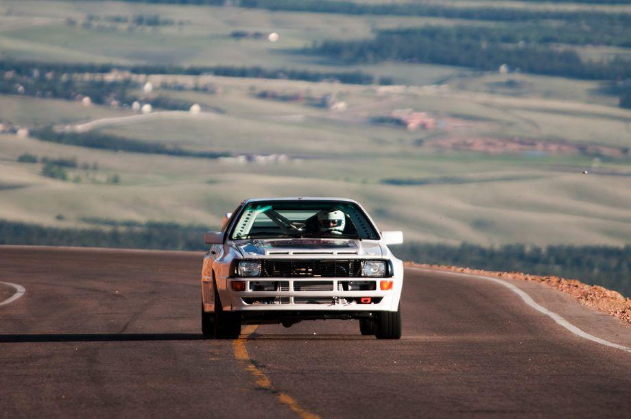 1983 Audi A1 Quattro - David Hackl