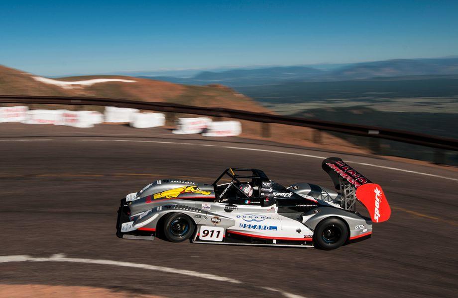 2013 Norma M20FCPP - Romain Dumas