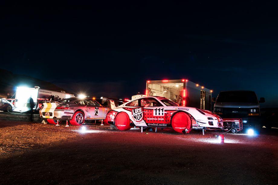 2007 Porsche GT3 Cup Turbo - Jeff Zwart