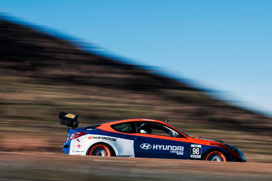 2013 Hyundai Genesis Coupe - Paul Dallenbach