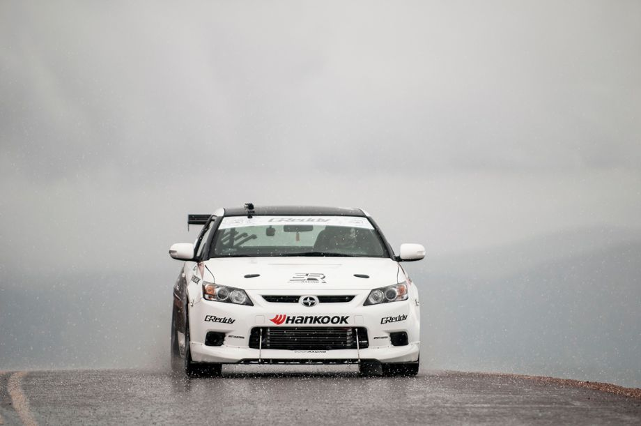 2011 Scion tC - Takeshi Aizawa