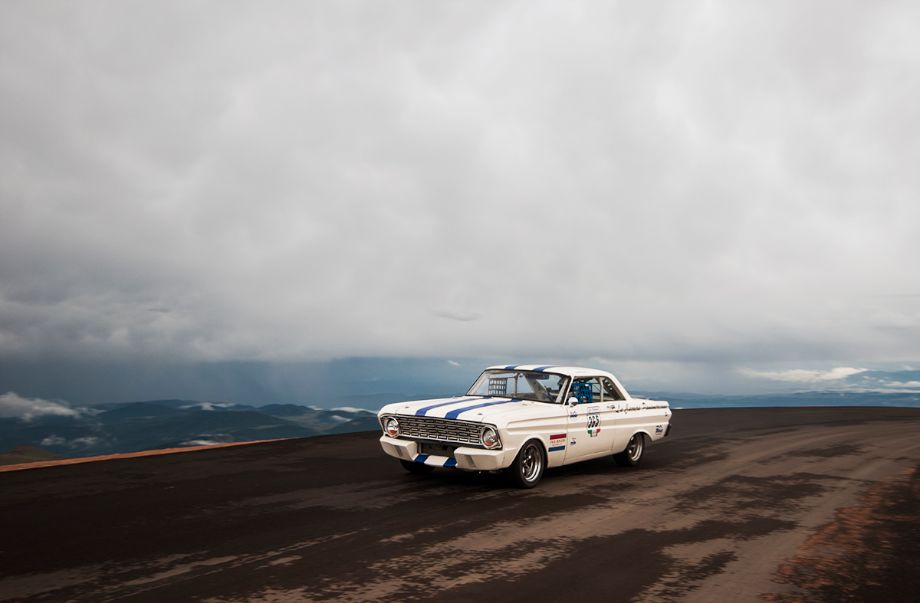 Jack Rogers, 1965 Ford Falcon