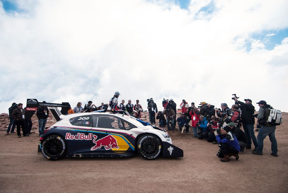 Pikes Peak Hill Climb 2013 Report And Photos
