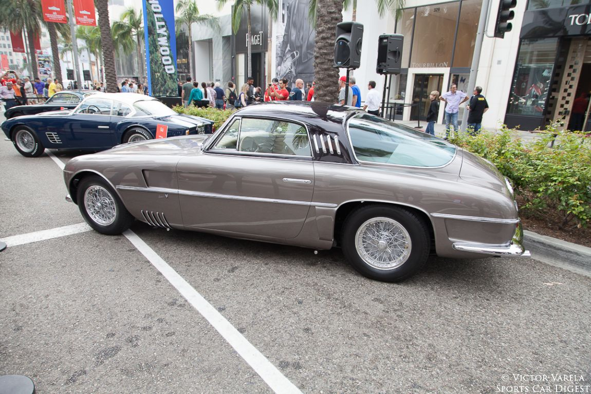 1953 Ferrari 250 Europa - 0313 EU. 1953 Paris Motor Show car