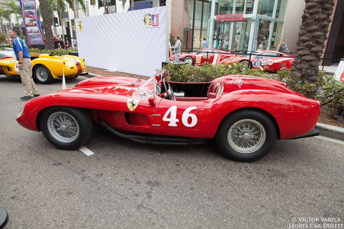 1958 Ferrari 250 TR (Testa Rossa) - 0756 TR