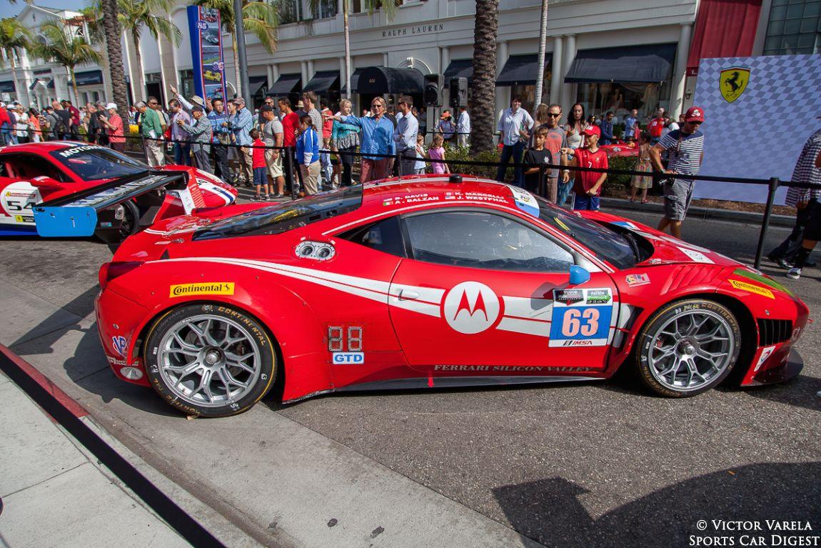 2014 Ferrari 458 Italia GTD, Scuderia Corsa