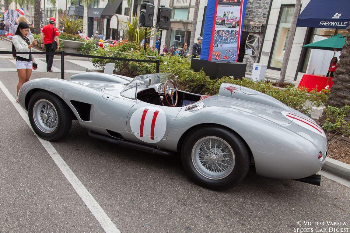 "1957 Ferrari 625/250 TRC - 0672 MDTR, ex-John von Neumann ""Winningest"" Ferrari"