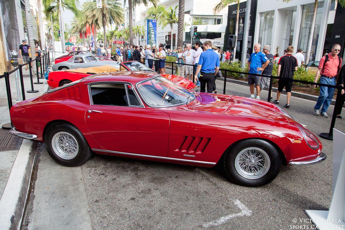 1967 Ferrari 275 GTB/4 - 10621, Purchased new by Steve McQueen