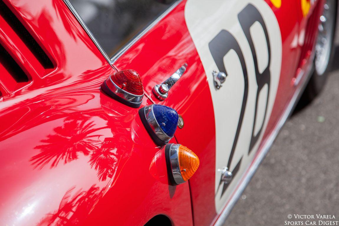 Christmas lights - 1967 Ferrari 275 GTB/C