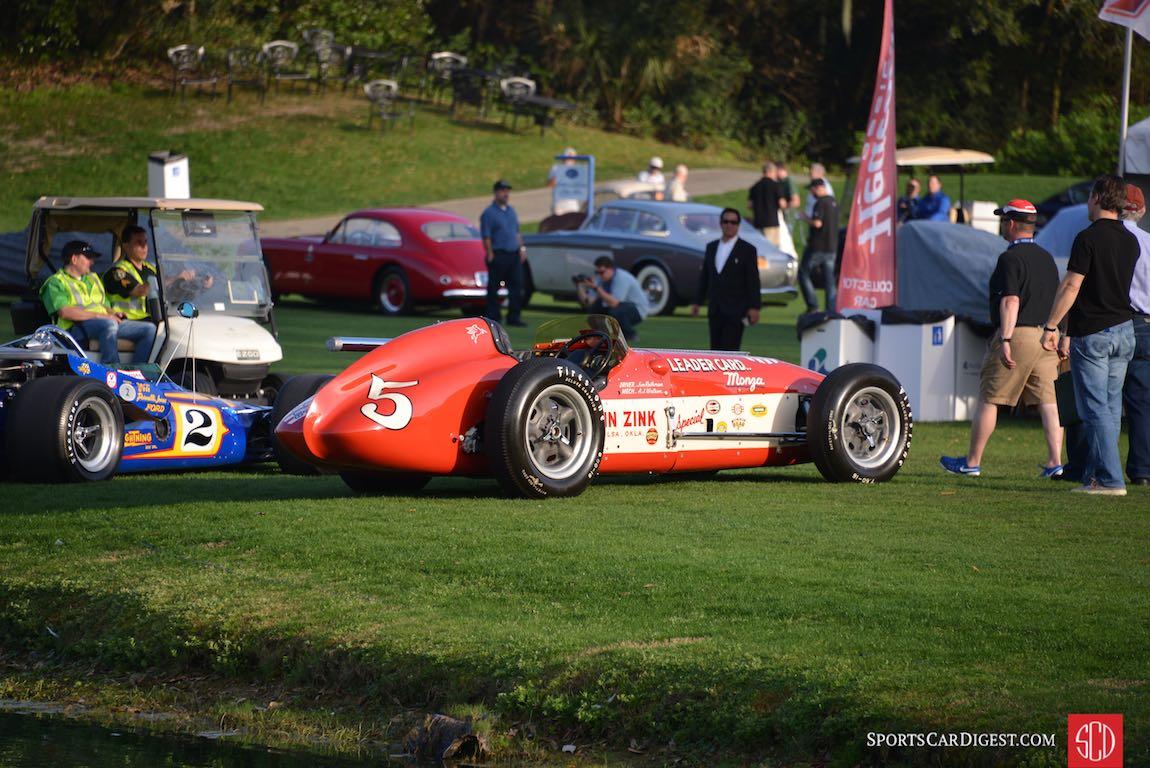1957 Watson Indy Car