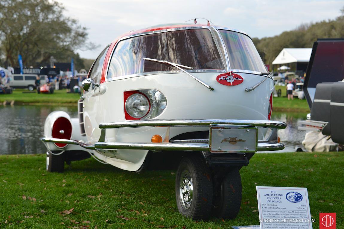 1974 Fascination Sedan
