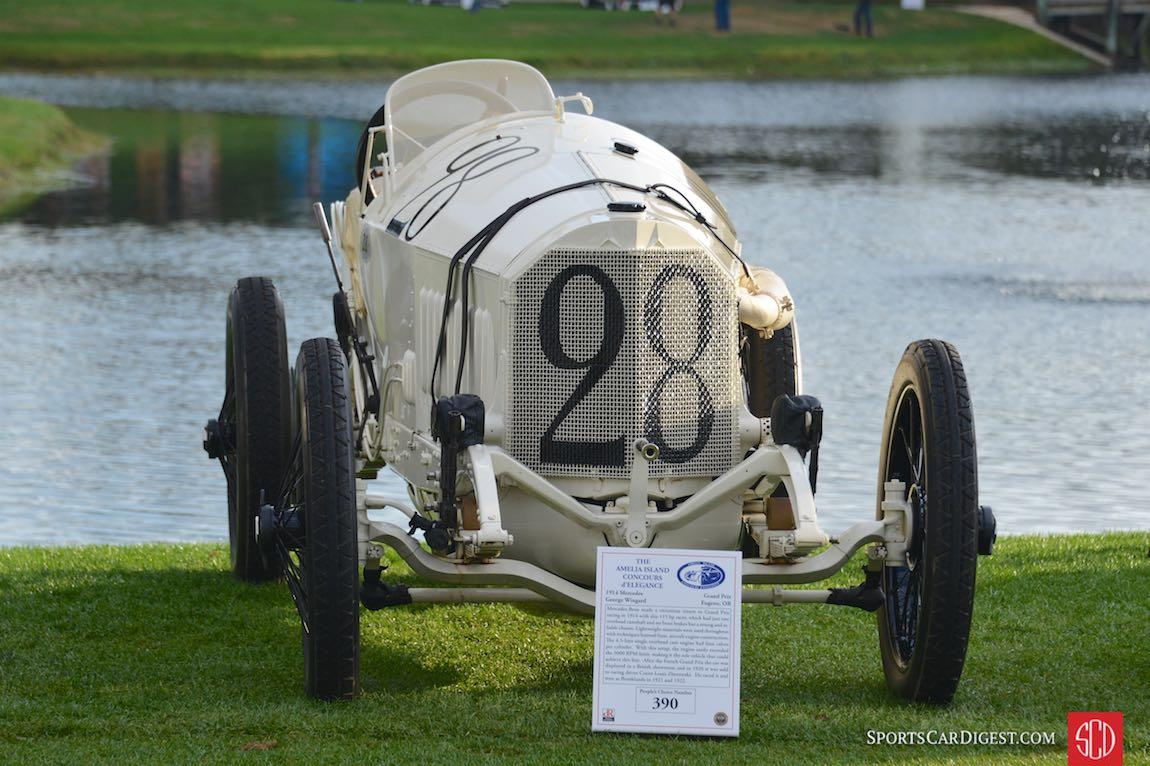 1914 Mercedes