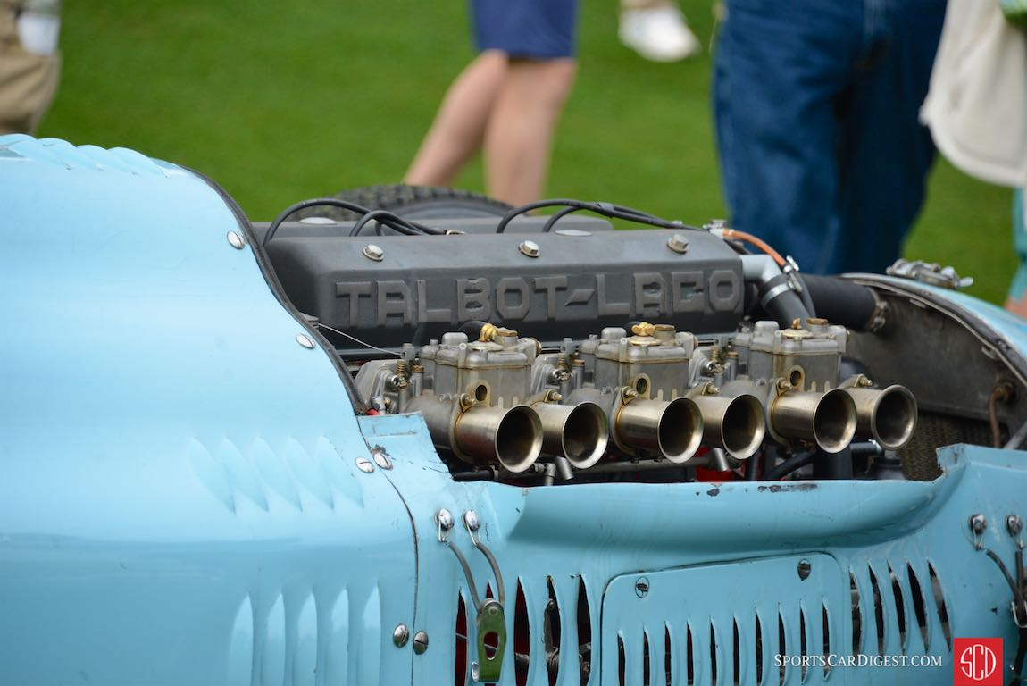 Talbot-Lago GP