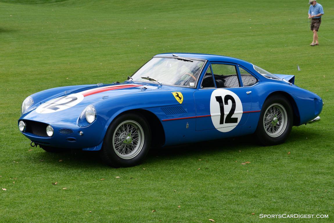 Ferrari 250 GT Speciale 'Sperimantale'