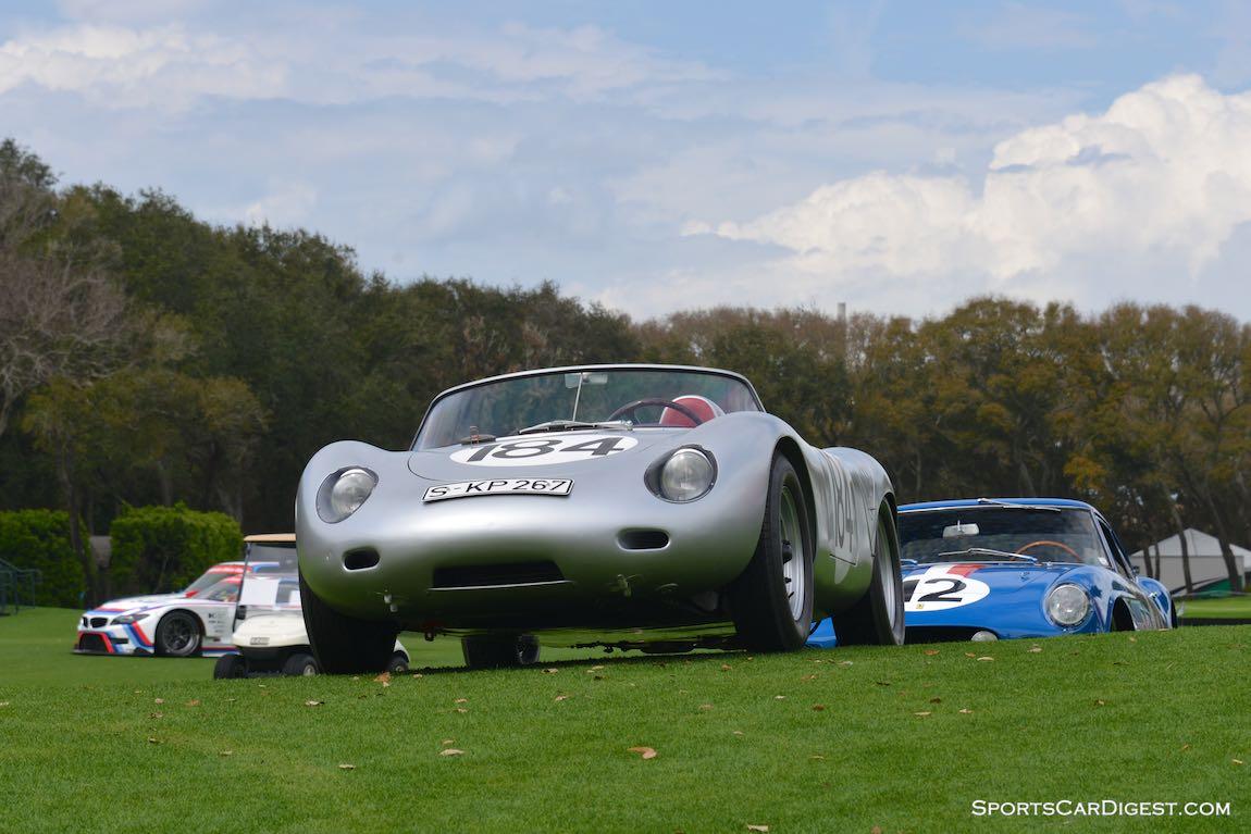 Porsche RS-60, ex-Stirling Moss