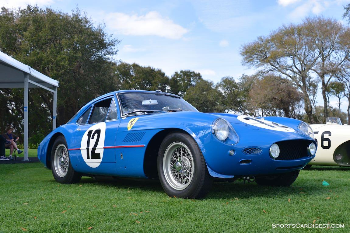 Ferrari 250 GT Speciale 'Sperimantale', the GTO Prototype