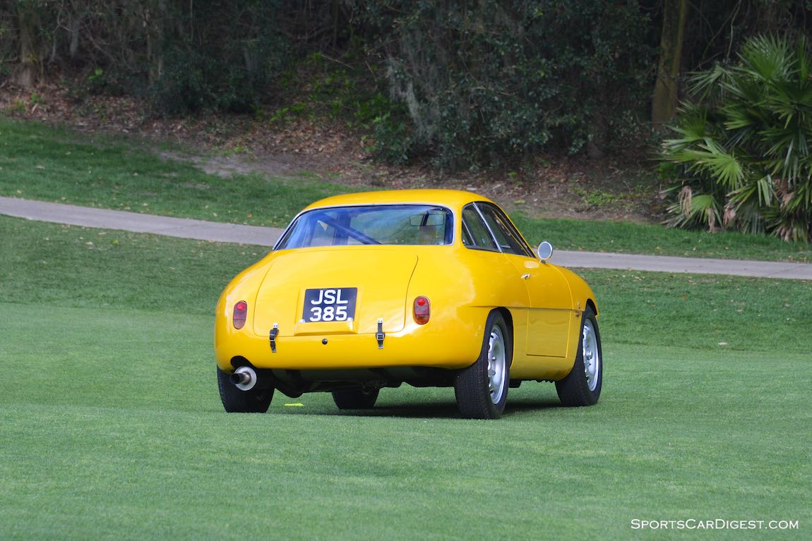 Alfa Romeo Giulietta Sprint Zagato Berlinetta