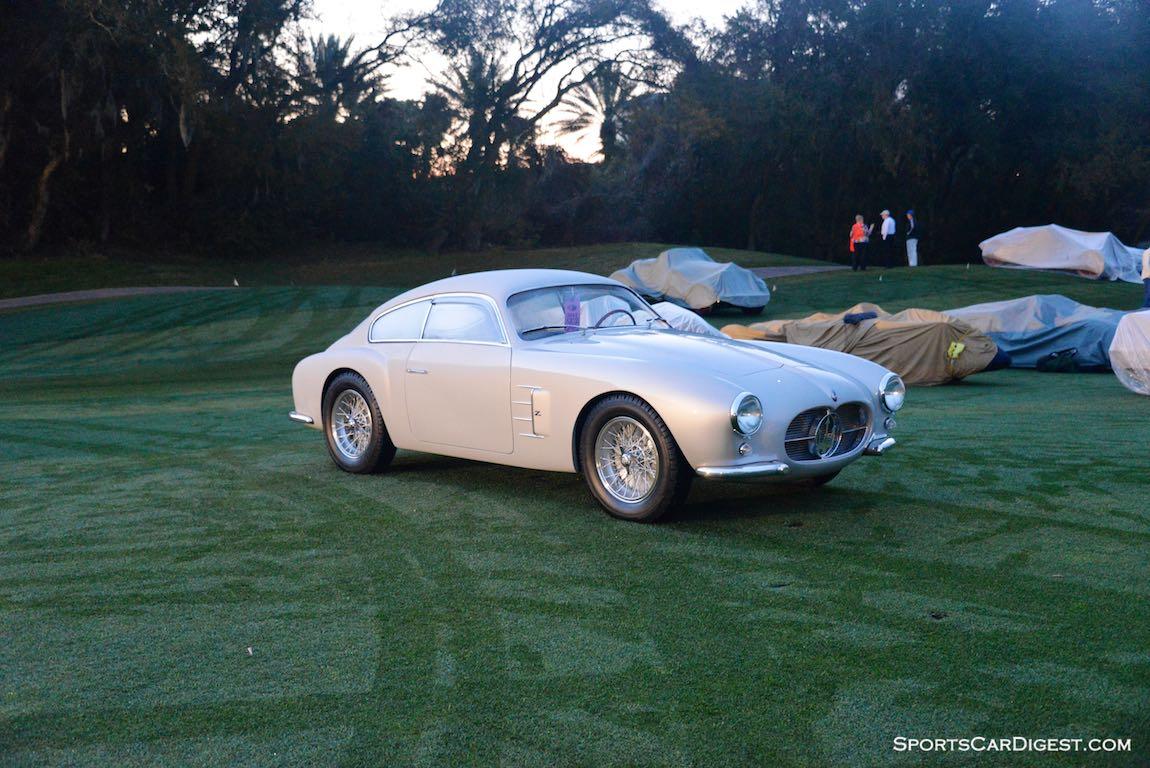 Maserati A6G/2000 Zagato