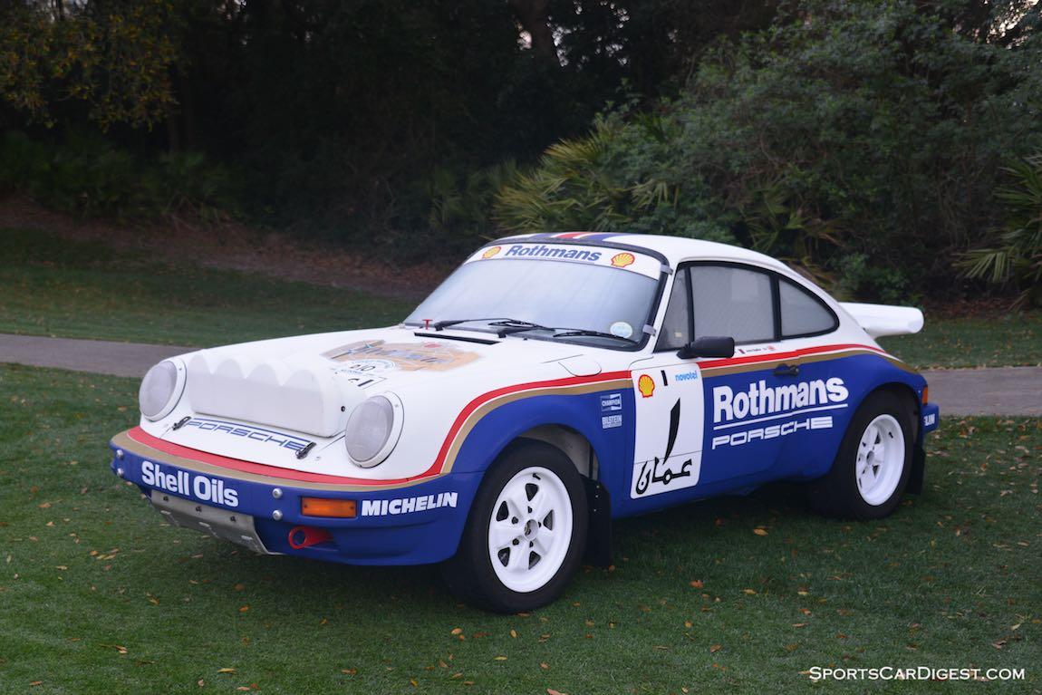 Porsche 911 SC/RSR
