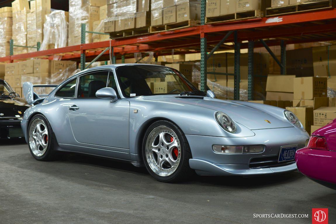 Porsche 911 Carrera RS (Photo: Trevor Ely)