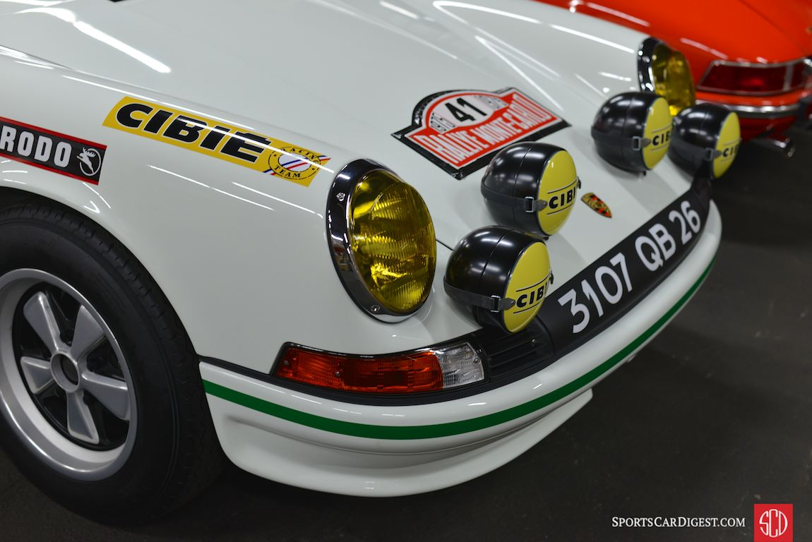 1973 Porsche 911 Carrera RS 2.7 (Photo: Trevor Ely)