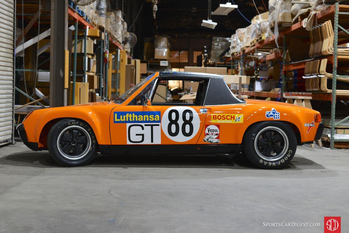 Don Murray's Porsche 914/6 GT (Photo: Trevor Ely)