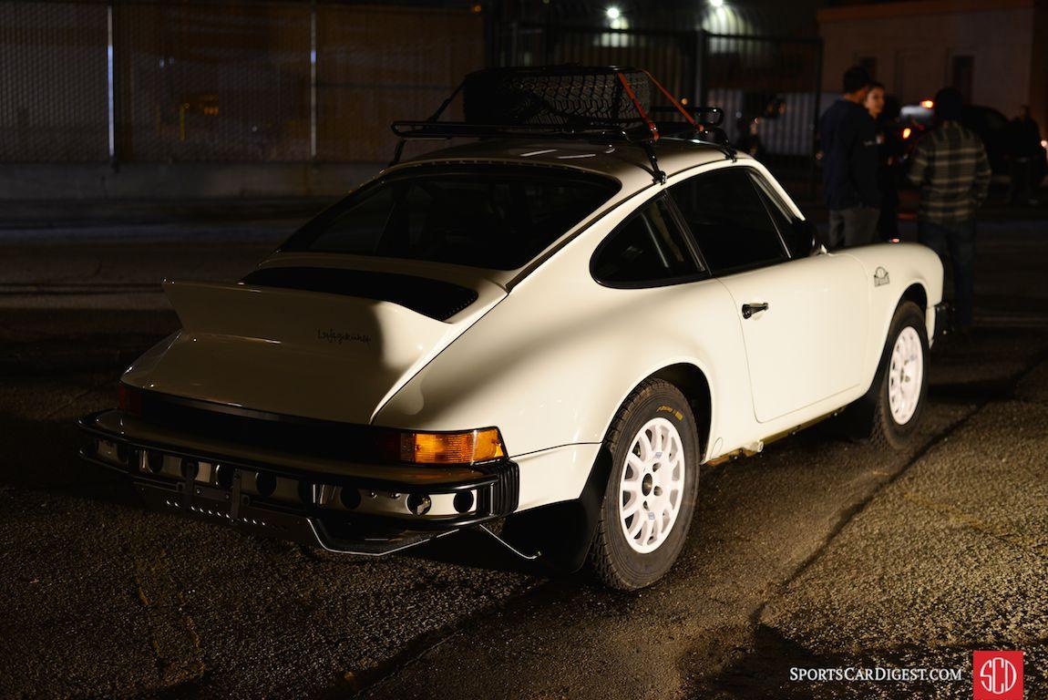 The Luft Auto (Photo: Trevor Ely)