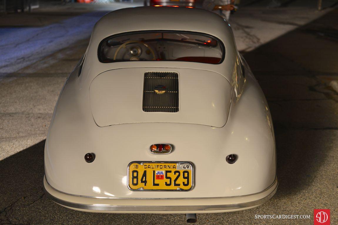 Jeff Zwart's 1949 Porsche 356 Gmund Coupe (Photo: Trevor Ely)