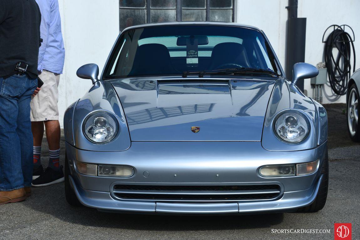 Porsche 911 GT2 (Photo: Trevor Ely)