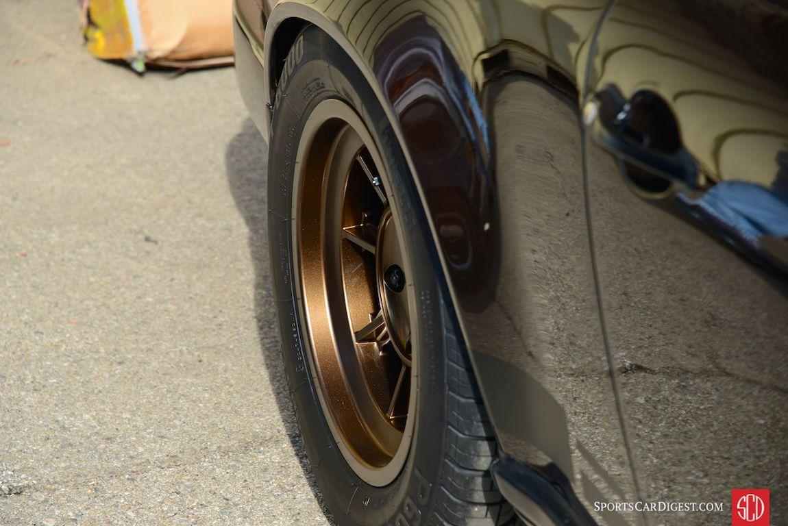 Every imaginable 911 wheel combination at Luftgekuhlt 3 (Photo: Trevor Ely)