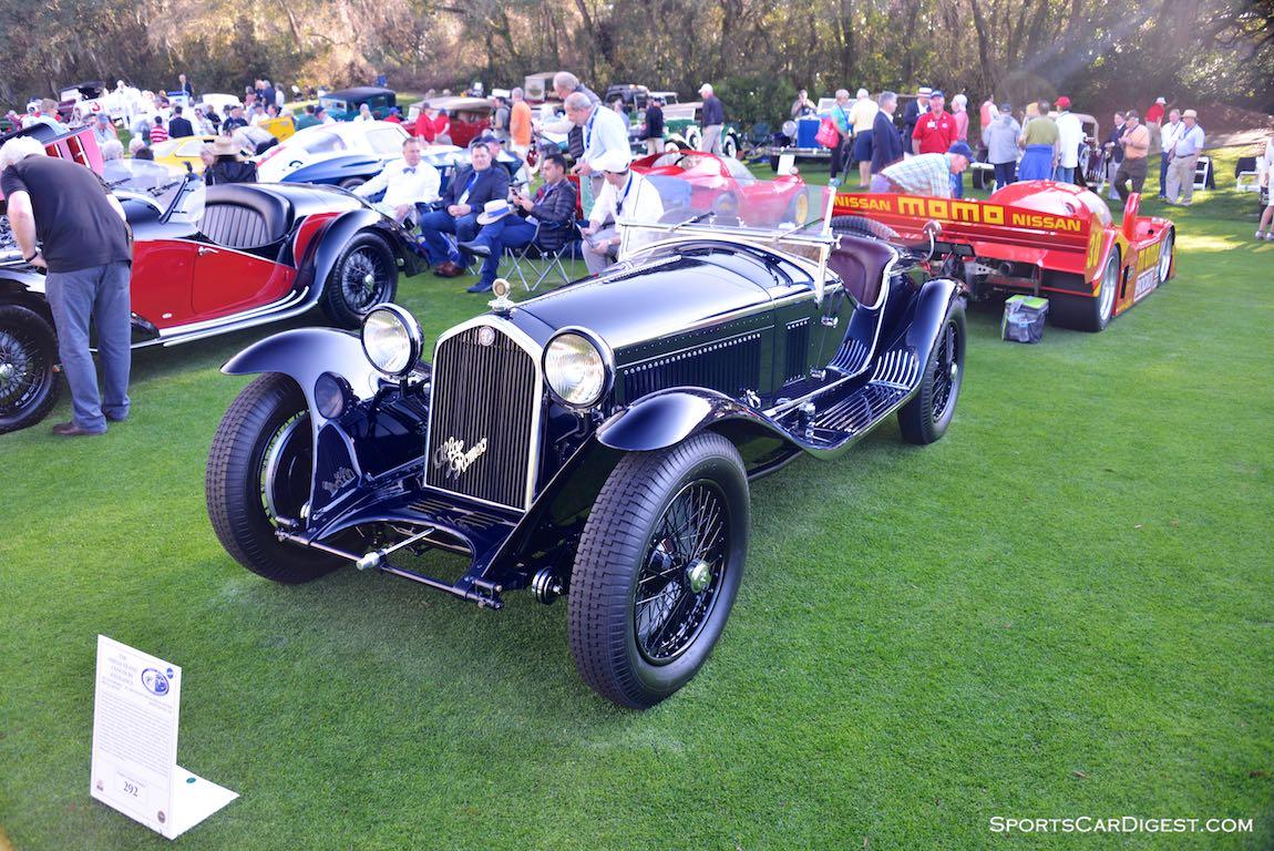 1932 Alfa Romeo 8C 2300 Mille Miglia Zagato Spider