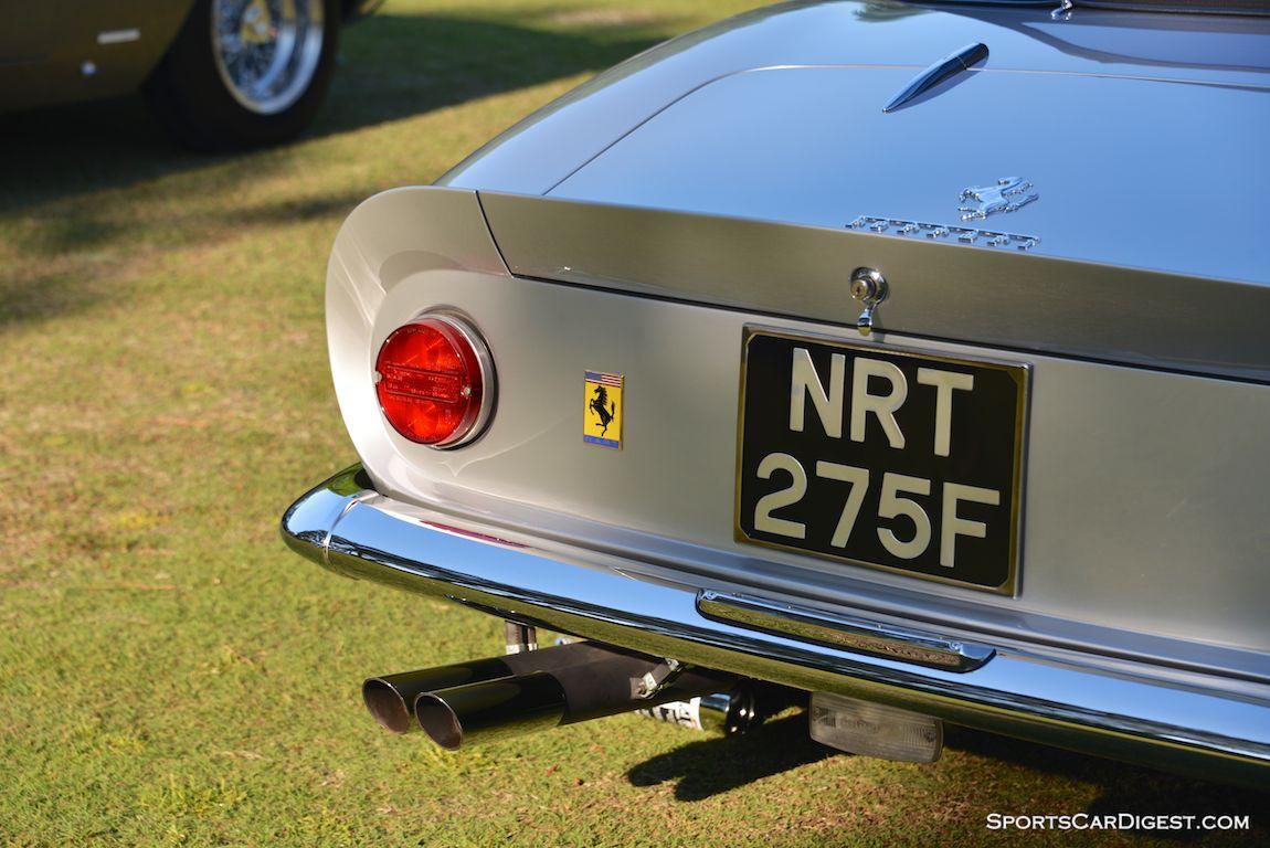 Class winning 1967 Ferrari 275 GTB/4 NART Spider