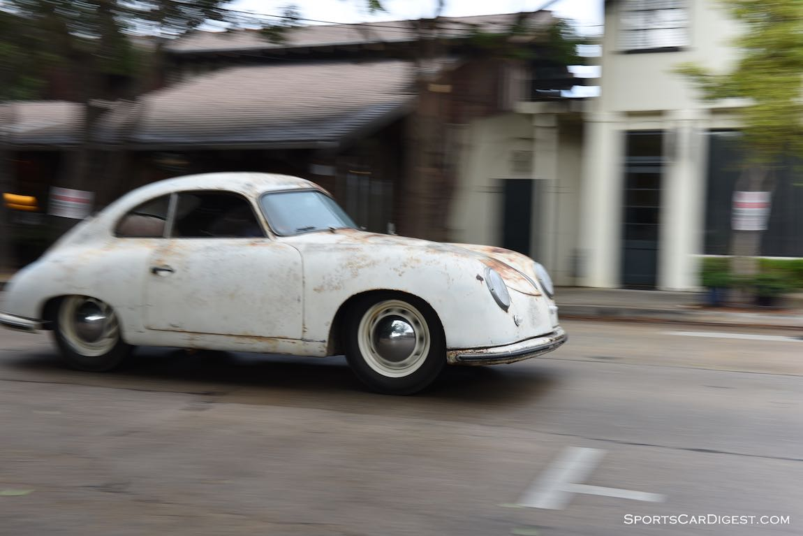 Porsche 356 Pre-A 'Bent Window' Coupe