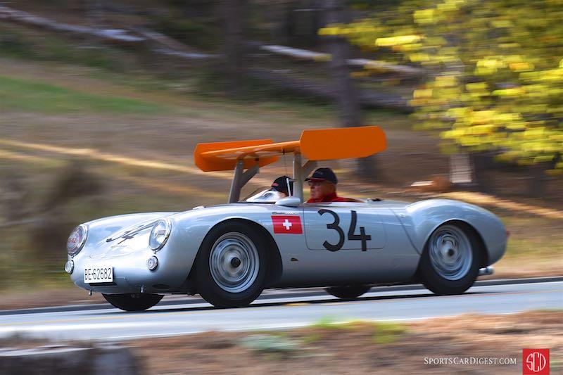 1955 porsche 550 rs spyder 550 0031 - Porsche Spyder 550