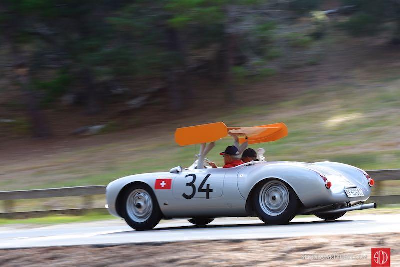1955 porsche 550 rs spyder 550 0031 - 1955 Porsche Spyder 550