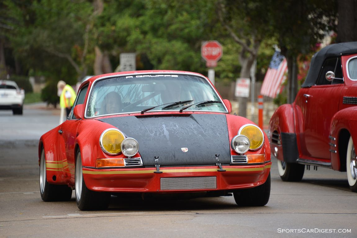 R Gruppe Porsche 911