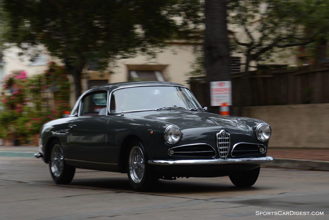 Alfa Romeo 1900 CSS