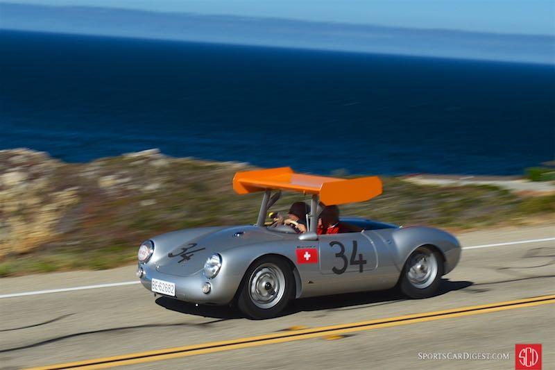 1955 porsche 550 rs spyder 550 0031 - Porsche Spyder 550 2014