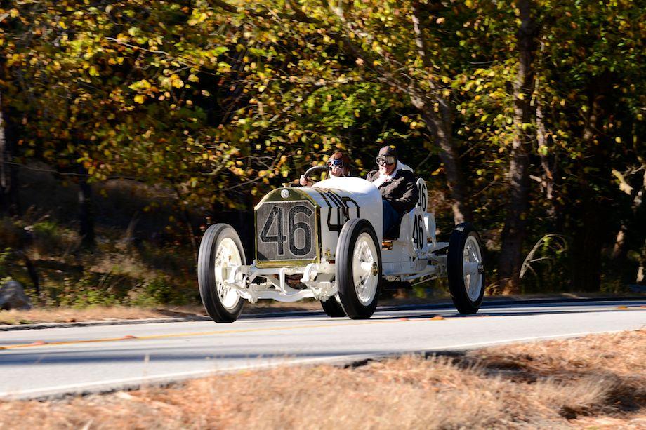 1908 Benz 105 HP Prinz Heinrich Two Seat Race Car